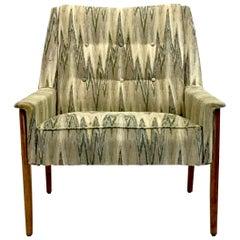 Modernist Danish Lounge Chair