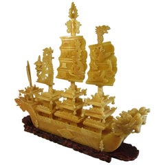 Chinese Model Ship