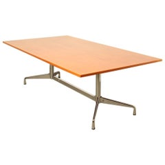 Eames Segmented Table, Conference Table by Charles Eames for Vitra