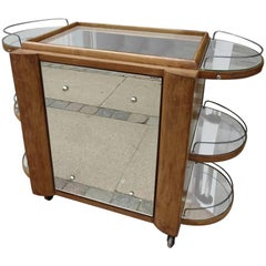 Mid-20th Century Bar Tugas Mobile Drinks Cabinet