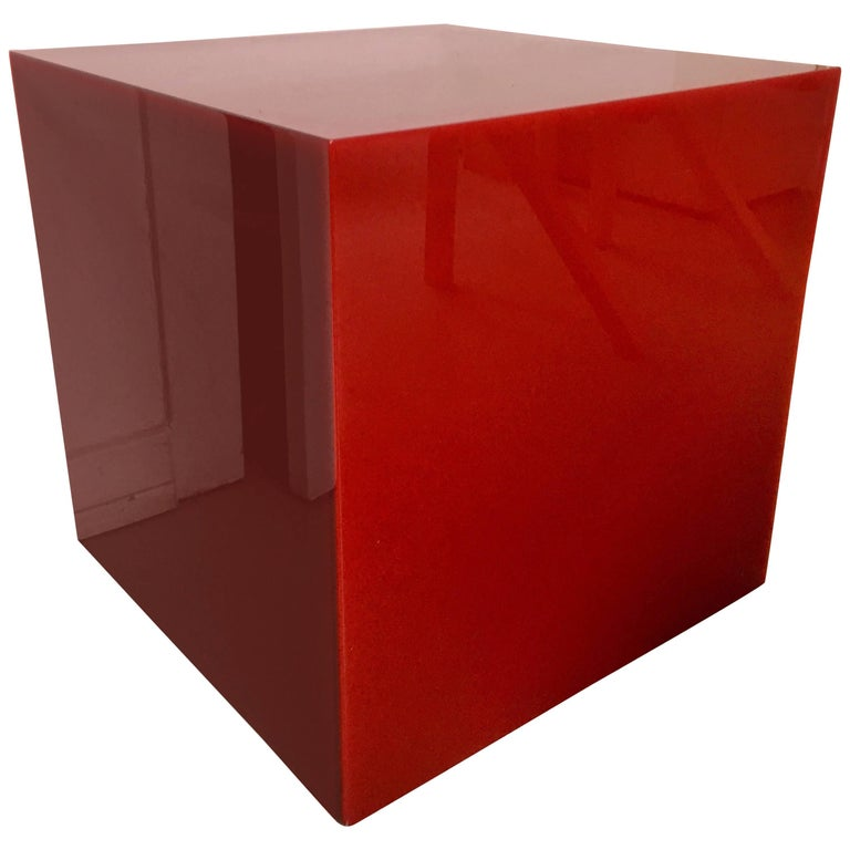 Candy Cube by Sabine Marcelis, Side Table, 50 cm2 For Sale