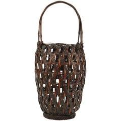 Japanese Ikebana Basket