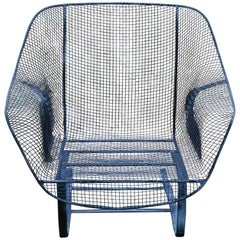 Woodard Sculptura Spring Chair Russell Woodard