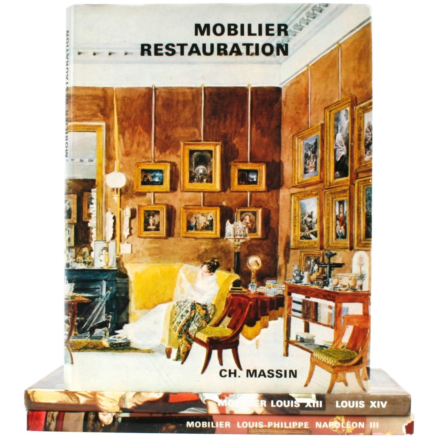 Mobilier Restauration, 1st Ed