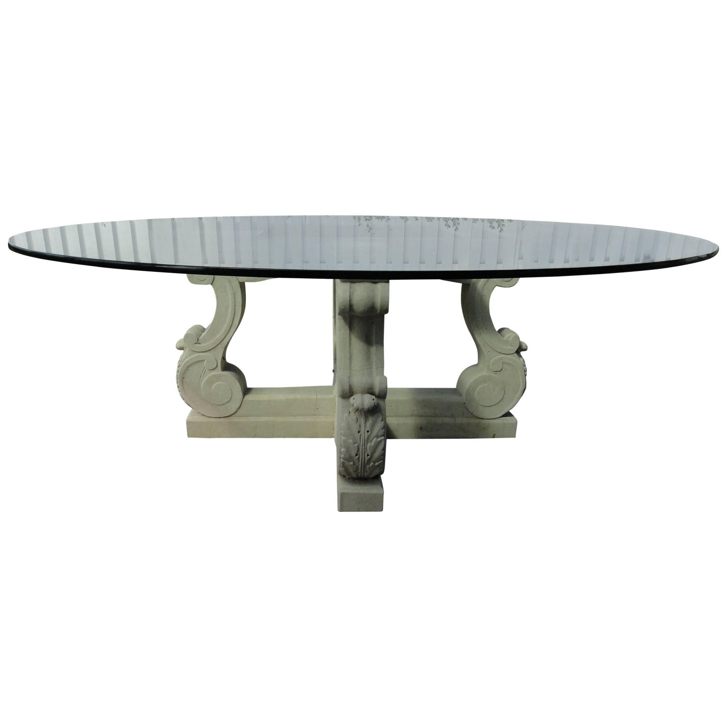 Michael taylor cyprus tree trunk dining table at 1stdibs - Michael Taylor Cyprus Tree Trunk Dining Table At 1stdibs 36