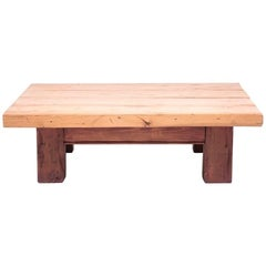 Artisan Made Low Table