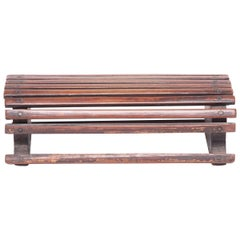 Chinese Bamboo Headrest