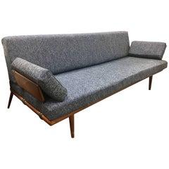 Peter Hvidt & Orla Mølgaard Minerva Danish Modern Daybed Sofa