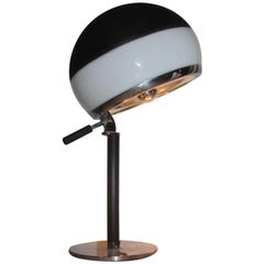 "Table Lamp ""Bino"" for Candle Stoppino Gregotti Meneghetti"