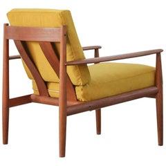 Lounge Chairs Grete Jalk Danish Teak Scandinavian Design