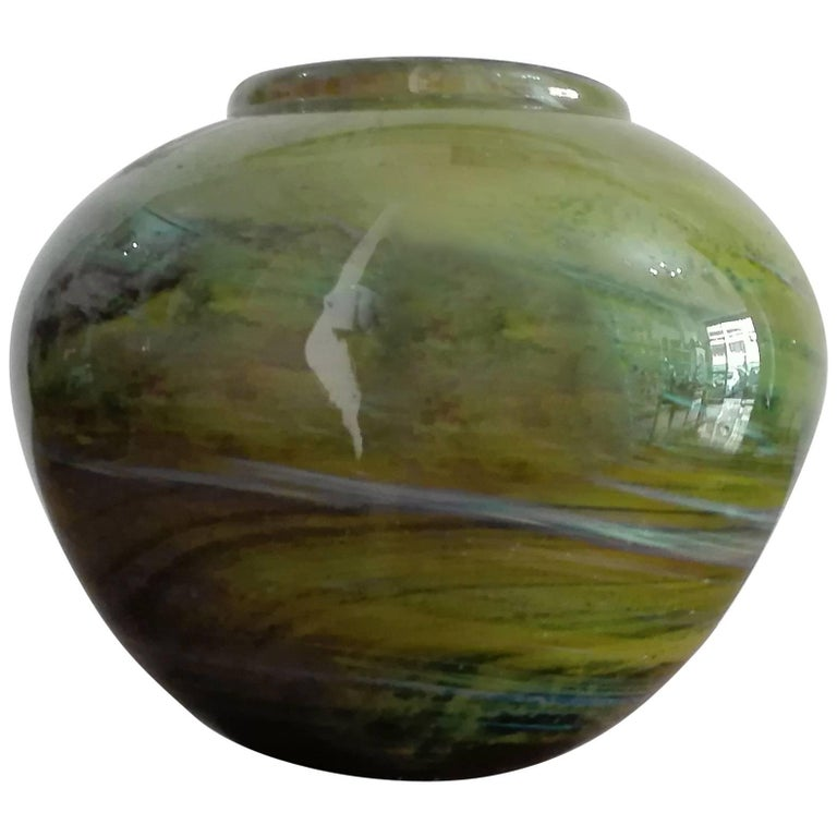 Vase Murano Borovier and Toso For Sale