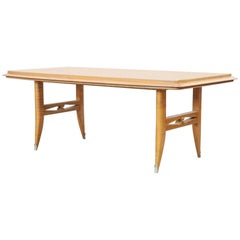 Dining Table in the Style of Paolo Buffa, Midcentury
