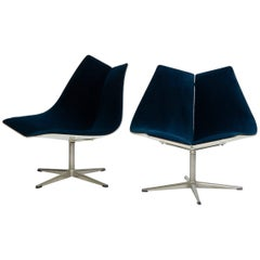 Pair of Montreal Expo Chairs by Ebena LaSalle, 1960s