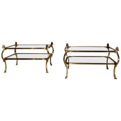 Pair of Spanish Coffee Tables