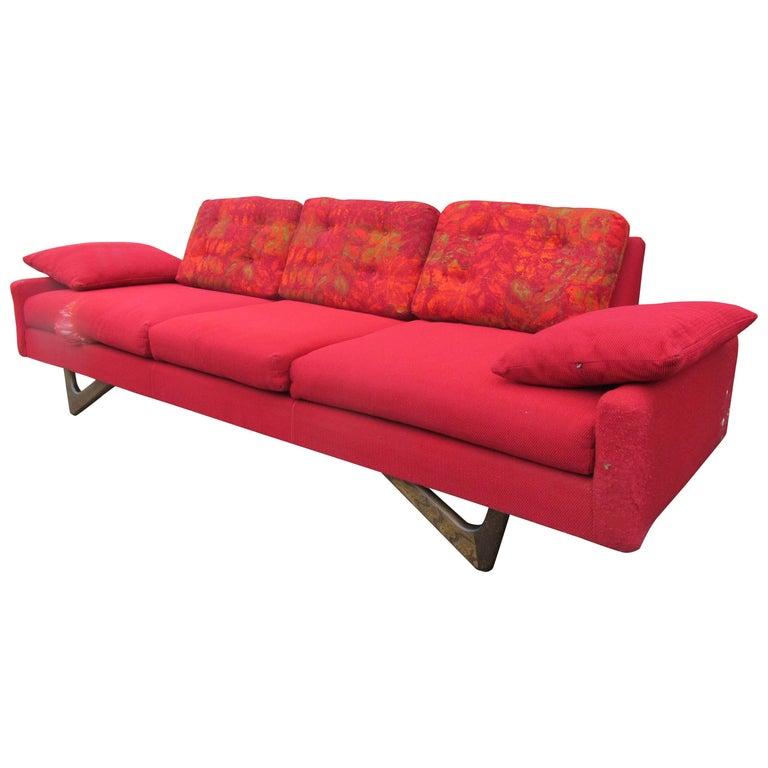 adrian pearsall gondola sofa at 1stdibs adrian pearsall sofa catalog adrian pearsall sofas catalog