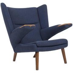 Hans J. Wegner Mega Bear Chair, AP Stolen, 1968