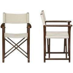 Armani Casa Director's Chair Dustin Wood Version