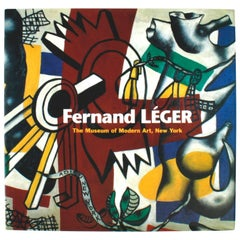 Fernand Léger, the Museum of Modern Art, New York, 1st Ed