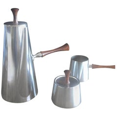 Midcentury Coffee Set by Kalmar Designs
