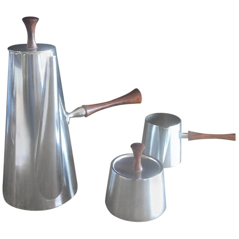 Midcentury Coffee Set By Kalmar Designs For Sale At 1stdibs