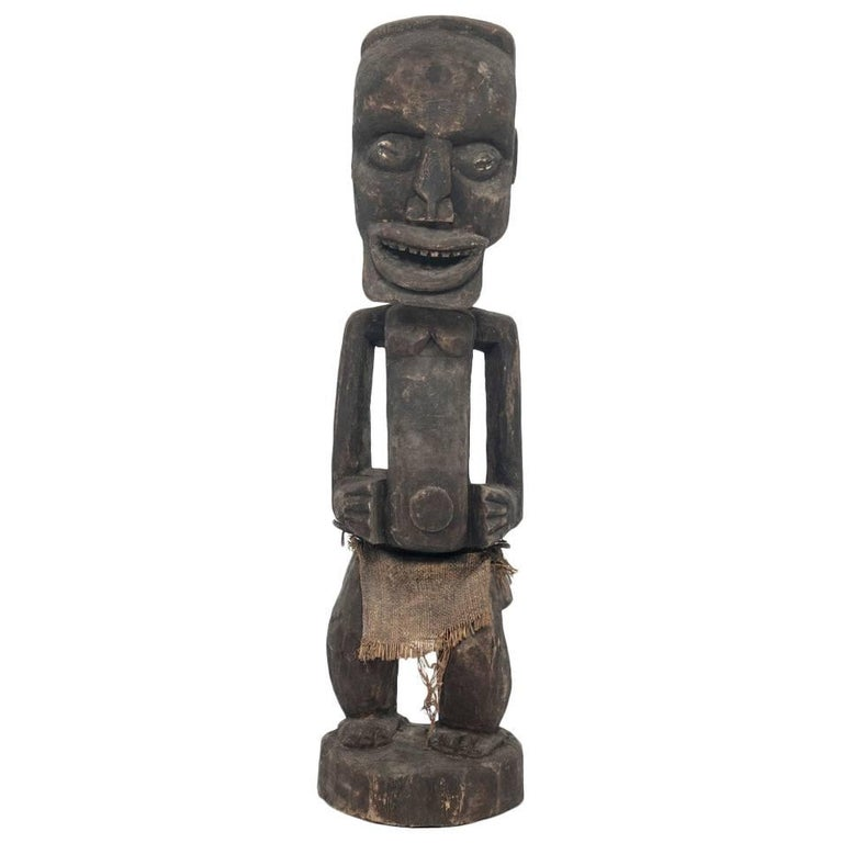 Songye African Style Male Figure Sculpture