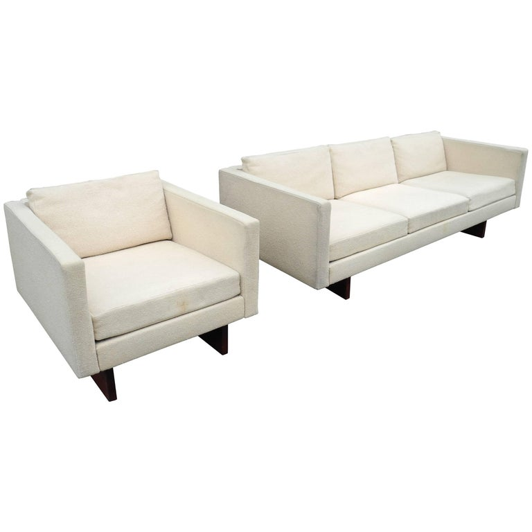 Does Sofa And Loveseat Have To Match: Modern Sofa With Matching Armchair Living Room Set