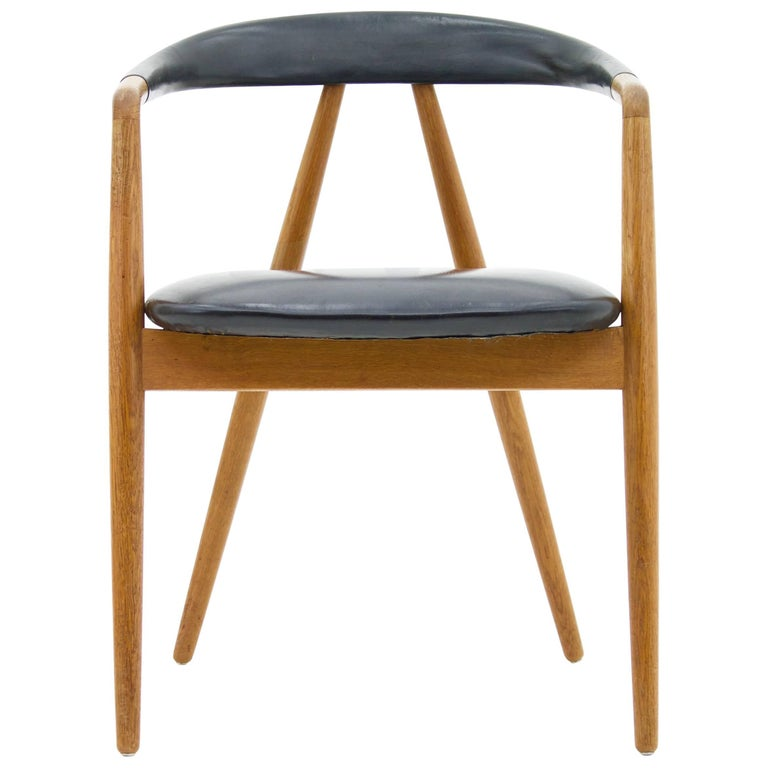 Rare Armchair by Helmut Magg, Germany, 1950s 1