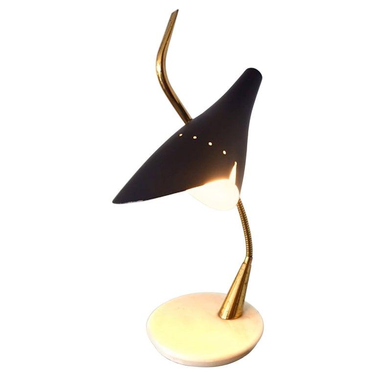 Oscar Torlasco 1950 Table Lamp