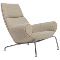 Hans J. Wegner AP47 ox Lounge Chair, 1960