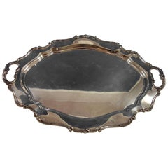 Hampton Court by Reed & Barton Sterling Silver Tea or Serving Tray Marked #661