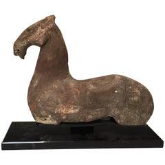 Han Dynasty Reclining Horse