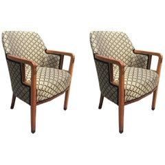 Biba Club Chairs