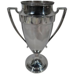 American Sterling Silver Trophy Cup