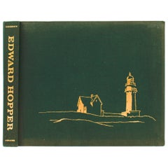 Edward Hopper, First Edition