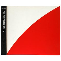 Ellsworth Kelly by the Guggenheim Museum, First Edition, Pre-Pub, Press Edition
