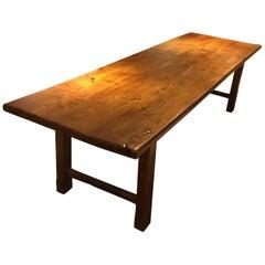 Farm House Table, Refectory Table