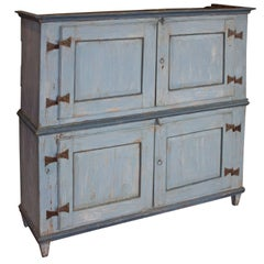 Early 19th Century Swedish Cupboard