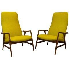 Alf Svensson Contour Chairs