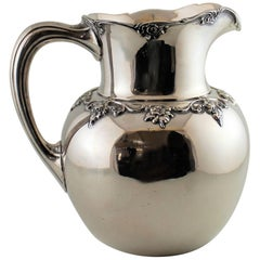 Gorham Sterling Silver Pitcher or Jug