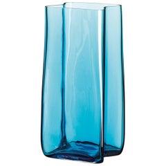 Bosco Carlo Moretti Contemporary Mouth Blown Vase