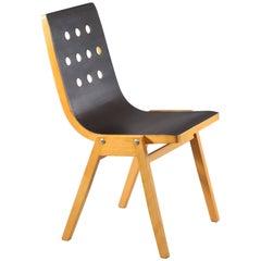 Roland Rainer Stacking Chair, Vienna, 1954