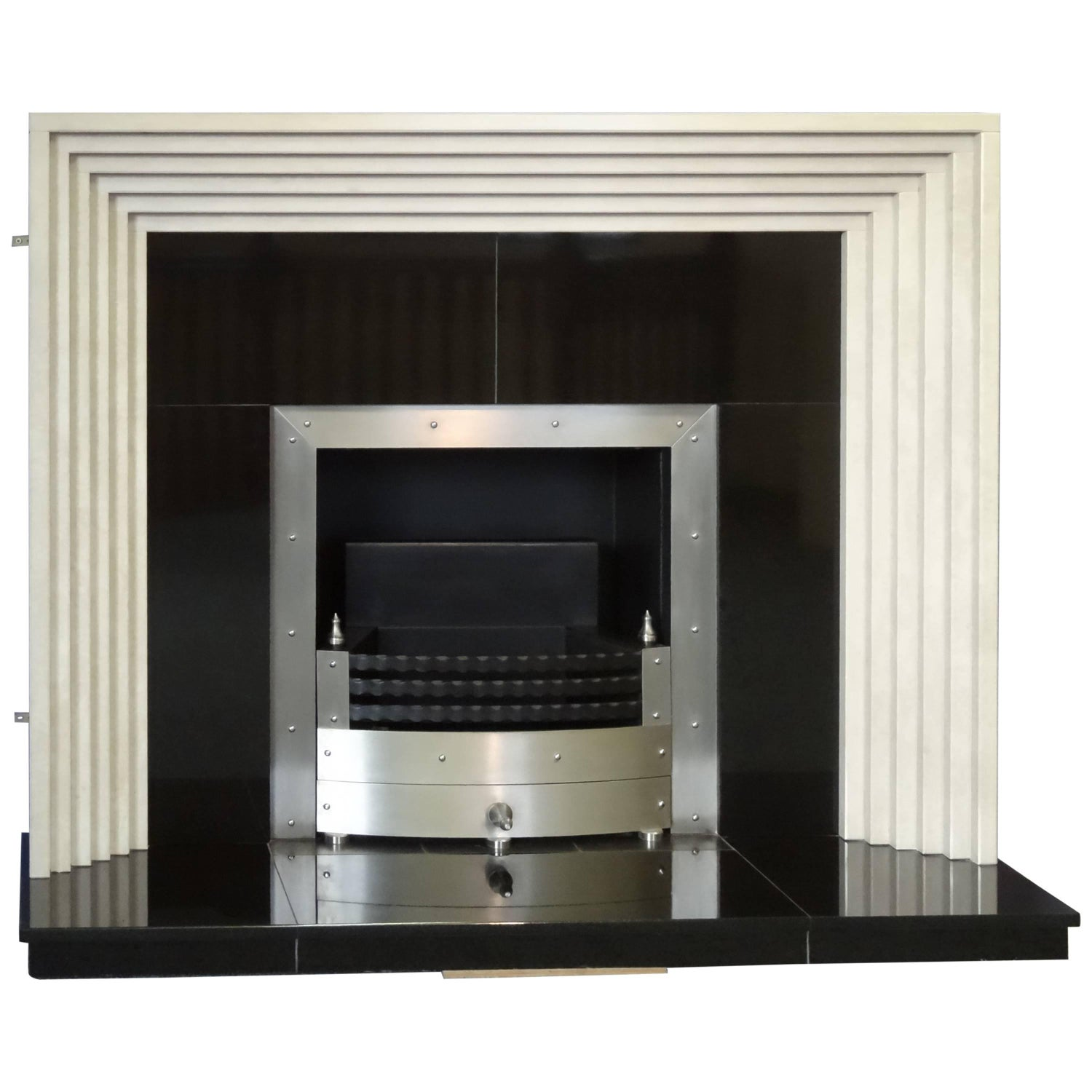 art deco fireplaces and mantels 77 for sale at 1stdibs