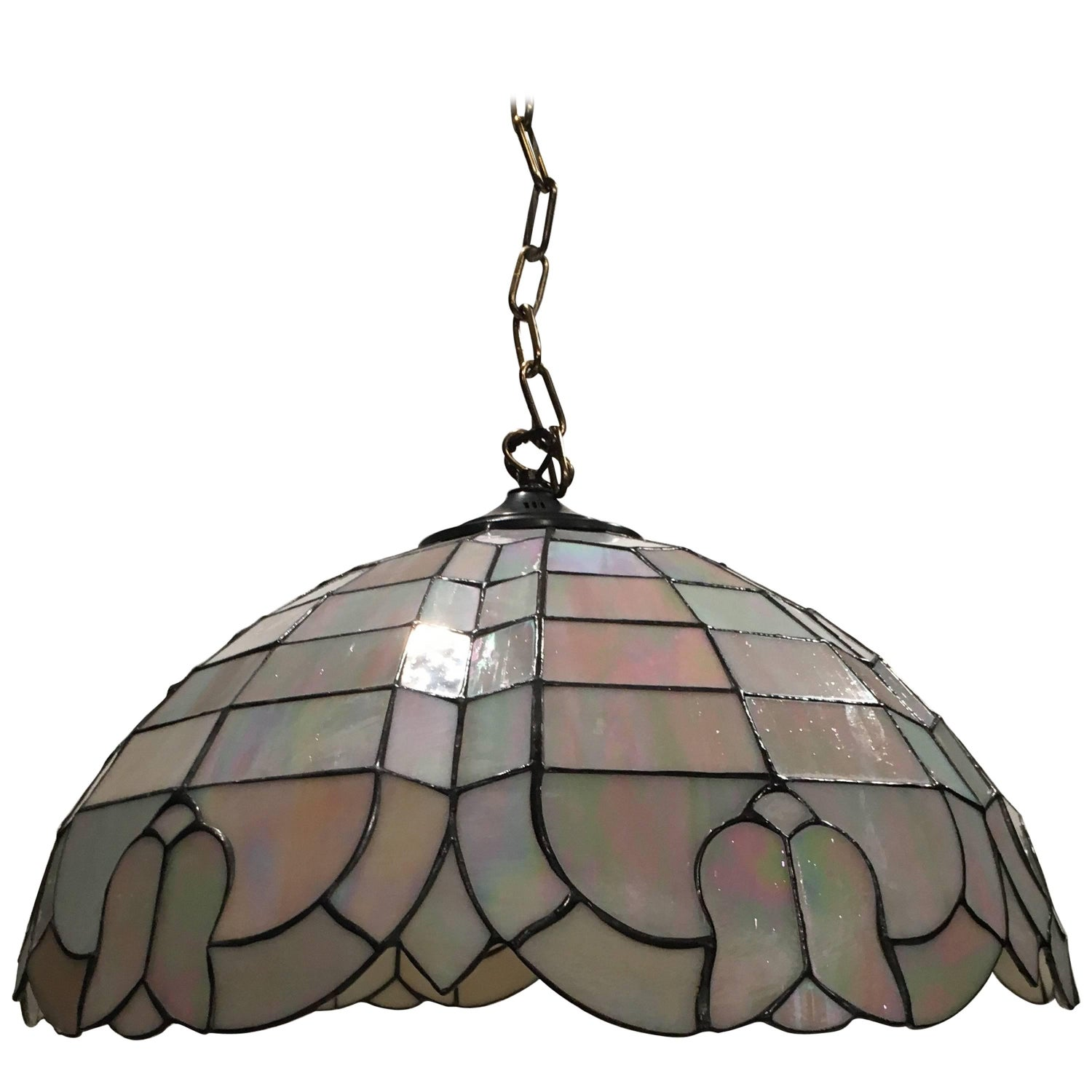 Tiffany Studios Chandeliers and Pendants 9 For Sale at 1stdibs