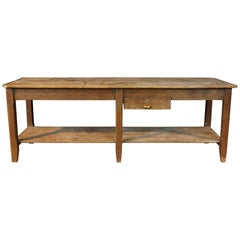 French Console Table, circa 1900