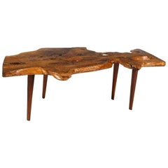 Tree Trunk  Coffee Table by Reynolds of Ludlow