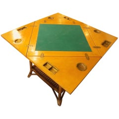 Fantastic 1960 French Game Table