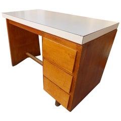 Fantastic French Henry Jacques Le Même Desk, circa 1960