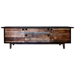 Spring Credenza in Domestic Hardwoods