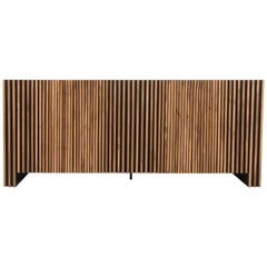 French Oak Credenza by Thomas Bina