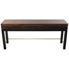 Bolivian Rosewood Long Chest